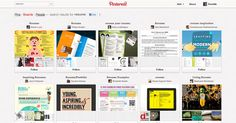"""As a cultural phenomenon, Pinterest has many more uses than inspiration -- just search """"my resume"""" on Pinterest to see."""