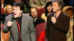 The Best of Mark Lowry & Bill Gaither Volume Two - Part 1, via YouTube.