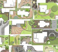 Aranżacje wnętrz - Taras: projekty nawierzchni greenin - greenin studio architektury krajobrazu. Przeglądaj, dodawaj i zapisuj najlepsze zdjęcia, pomysły i inspiracje designerskie. W bazie mamy już prawie milion fotografii!