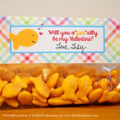 Free Printable :: Valentine's Day Cards - A Bird and a Bean