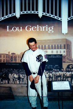 My all time favorite player. Cooperstown - NY National Baseball Hall Of Fame
