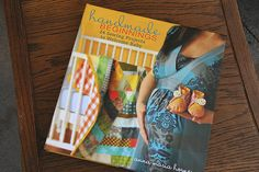 """""""Handmade Beginnings: 24 Sewing Projects to Welcome Baby"""" for great gift ideas!"""