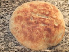 The Work of Creation: No Knead Crock-Pot Artisan Bread
