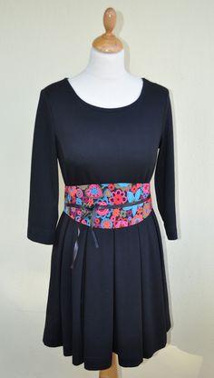 Satin Rouge, Crochet Motifs, Facon, Skater Skirt, Creations, Etsy, Skirts, Jackets, Denim Bag