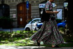 Eccentric Street Style Rules at Milan Menswear Spring 2017 - -Wmag
