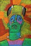 Artsonia Art Exhibit :: Frankenstein's Monsters