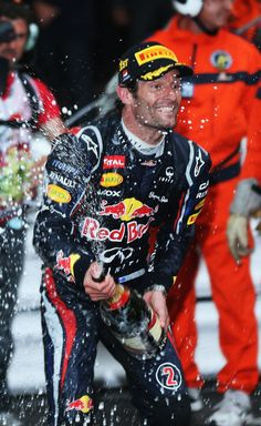 Mark Webber - F1 Grand Prix of Monaco