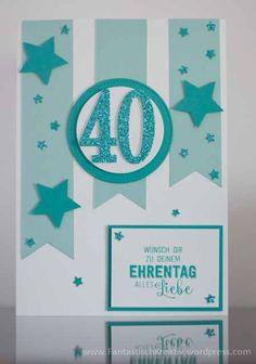 Riesen- Geburtstagskarte Stampin up-0151