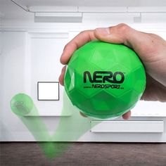 If you like sports, the Nero bouncing ball will help you warm up and exercise! http://www.justgoodle.com/en/others/7533-nero-bouncing-ball.html