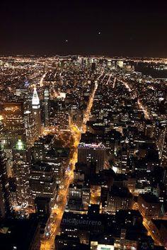 Nica Guerrero: New York de noche