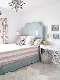 Upholstered Headboard Ideas For Kids To Or Diy