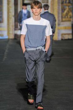 Kris Van Assche Spring 2015 Menswear Collection - Vogue