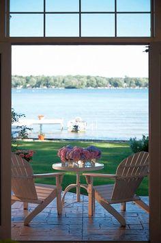 Serene Lake View | VanBrouck & Associates Inc., Luxury Residential Design