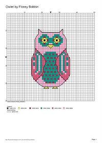 cute hoots: Free Cross Stitch Owl Pattern