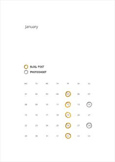 Free printable calendar 2018 #calendar #planner Free Printable Calender, Free Printables, Calendar 2018, Writing, How To Plan, Diy, Bricolage, Free Printable, Handyman Projects