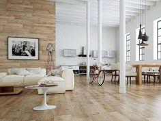 Madagascan Ipil Oak Wood Effect Tiles, £5.74 per tile from Walls and Floors (Affiliate Partner) Wood Plank Tile, Wood Tile Floors, Hardwood Floors, Wood Walls, Living Room Flooring, Bedroom Flooring, Interior Design Tips, Home Interior, Wood Effect Tiles