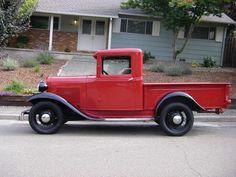 1932 Ford Model B Pick-Up Truck
