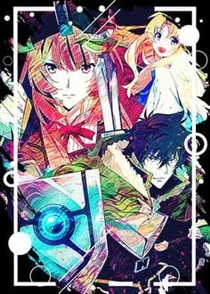 Metal Poster Shield Hero Poster
