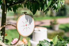 Eine moderne Folklore Hochzeit | Friedatheres.com