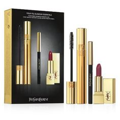 0b0873aa3b69 Yves Saint Laurent Your Glamorous Essentials Gift Set found on Polyvore  Givenchy Beauty, Makeup Kit