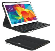 Type S Keyboard Case for Samsung Galaxy Tab S 10.5 - Logitech
