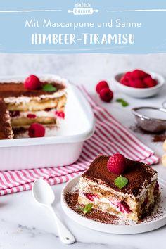 Raspberry Tiramisu, Tiramisu Mascarpone, Oreo Desserts, No Bake Desserts, Dessert Sauces, Dessert Recipes, Dessert Food, Cheesecake Recipes, Low Carb Recipes