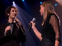 Watch Josh Groban and Charlotte Church Beautifully Sing The Prayer - Simply AMAZING!