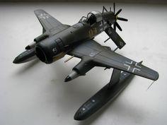 Messerschmitt Me-F4 Kampfadler by Brandzai.deviantart.com on @deviantART