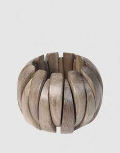 IRIS APFEL Bracelets Elasticized closure Resin