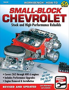 Buy Small Block Chevrolet: Stock and High-Performance Rebuilds by Larry Atherton, Larry Schrieb and Read this Book on Kobo's Free Apps. Discover Kobo's Vast Collection of Ebooks and Audiobooks Today - Over 4 Million Titles! Photo Sequence, Performance Engines, Most Popular Sports, Engine Rebuild, Chevy Trucks, Chevrolet Silverado, Chevrolet Corvette, Muscle Cars, Engineering