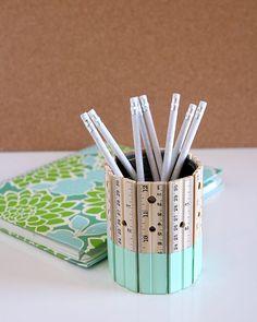 DIY Pencil Holder | 25+ MORE Teacher Appreciation Week ideas