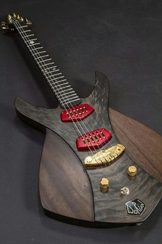Guitar Playing And What It Takes To Get Good. Are you in love with music, but aren't able to play any instruments? Guitar Shop, Guitar Art, Music Guitar, Cool Guitar, Playing Guitar, Acoustic Guitar, Ukulele, Blue Guitar, Unique Guitars
