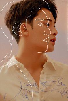 Korea Wallpaper, City Wallpaper, Aesthetic Boy, Aesthetic Anime, Happy New Year Status, Mingyu Wonwoo, Kim Min Gyu, Mingyu Seventeen, Rapper