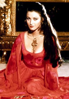 Solitaire Played by: Jane Seymour Live and Let Die (1973)