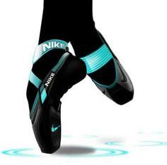 Nike Arc Angels, dance on.