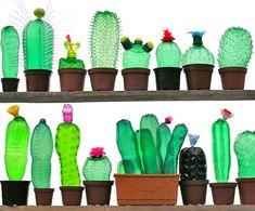 Kreative Ideen mit PET-Flaschen                                                                                                                                                                                 Mehr
