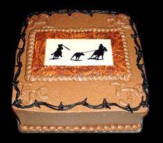 Western/cowboy wedding ideas   Connie's CakeBox: Cowboy Western Styles and Ideas