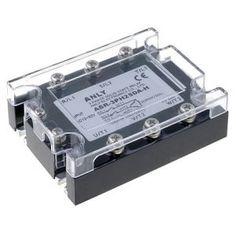 Releu Static Trifazat 25A / 24-280 VAC ASR-3PH25DA Anly