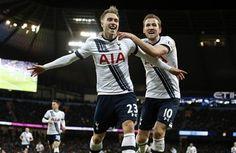 Tottenham on rise: Young team maturing, new stadium growing
