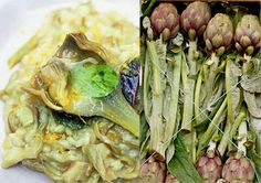 Heavenly Artichoke Risotto | Category: Main Dishes