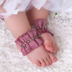Elsie - Barefoot Baby Sandals love this color