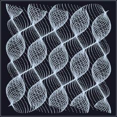 water ripples make surprising something