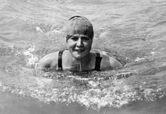 Gertrude Ederle | 12 athlètes féminines plus badass les unes que les autres