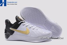 """BHM"" Nike Kobe 12 A.D. Black White Men s Basketball Shoes Best d6ba6a7b98"