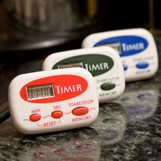 Bulk Cooking Concepts Digital Electronic Kitchen Timers at DollarTree.com