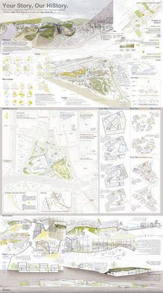 Landscape Architecture Presentation Layout Cities Ideas For 2019 Architecture Panel, Architecture Graphics, Concept Architecture, Landscape Architecture, Landscape Design, Architecture Design, Project Presentation, Presentation Layout, Architecture Presentation Board
