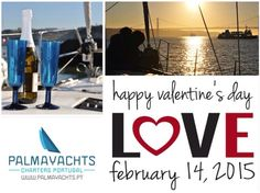 Valentine's Day only with Palmayachts