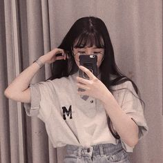 Read [Boys from the story Icons Ulzzang ¡! by Jinbebex (𝓚𝓶𝓲) with reads. Korean Girl Photo, Cute Korean Girl, Asian Girl, Ulzzang Girl Selca, Ulzzang Korean Girl, Ulzzang Couple, Cool Girl Pictures, Girl Photos, Foto Mirror