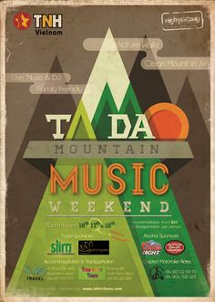 Tam Dao Mountain Music Festival  By An & @Omegakn - 1st collaboration