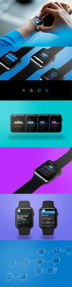 Health Apple Watch App